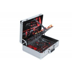 Valise 146 outils + valise alu