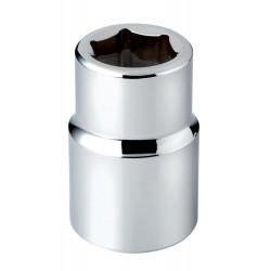 DOUILLE 6 PANS 3/4 DE 19 MM