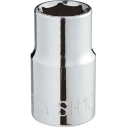 DOUILLE 1/2 6 PANS 15 MM